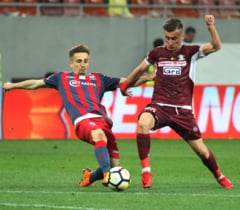 Steaua pierde categoric derbiul promovarii cu Academia Rapid