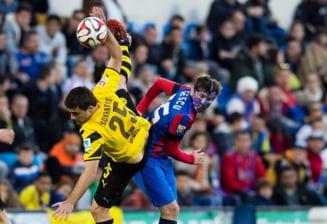 Steaua pierde clar primul amical din Turcia, cu Sturm Graz