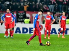 Steaua pierde clar primul meci din 2017