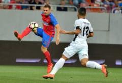 Steaua pierde in ultima secunda cu Astra Giurgiu
