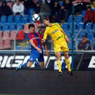 Steaua pierde la Vaslui si spune adio Ligii Campionilor