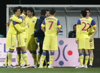 Steaua pierde primul meci din 2012