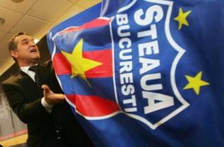 Steaua reactioneaza dur in conflictul cu Armata