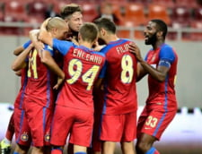 Steaua reactioneaza oficial in scandalul blaturilor internationale