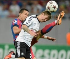 Steaua remizeaza cu Legia in playoff-ul pentru grupele Ligii Campionilor