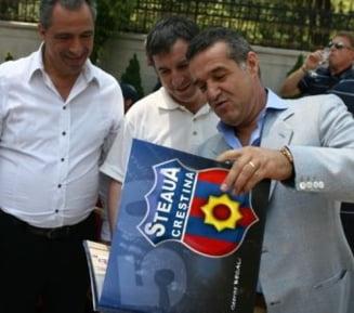 "Steaua revine in Ghencea. Becali promite o ""bijuterie"" de stadion"