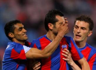 Steaua s-a calificat dramatic in finala Cupei Romaniei