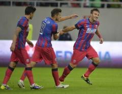 """Steaua s-a distrat cu """"lanterna rosie"""" a Ligii 1"""