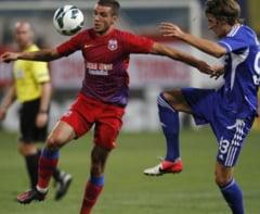 Steaua s-a distrat cu Ekranas. Calificare lejera in grupele Europa League