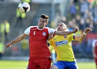 Steaua s-a facut de ras in Liga 1: A fost invinsa de ultima clasata. Galca, in pericol sa fie demis