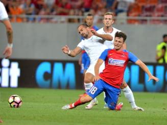 Steaua s-a facut de ras in Liga de tineret si a pierdut cu Viitorul la un scor astronomic