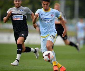 Steaua scapa printre degete victoria cu AEL Limassol