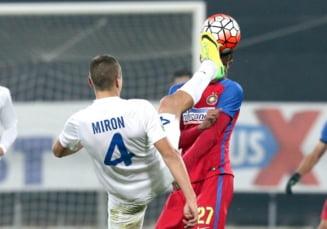 Steaua se califica in semifinalele Cupei Ligii