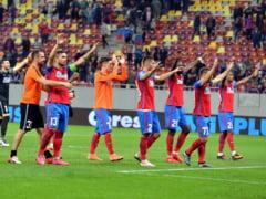 Steaua se desparte de un jucator de baza: Asa am convenit