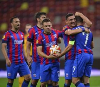 Steaua si Astra in Europa League: Echipe probabile, program si clasamente