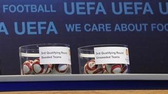 Steaua si Rapid si-au aflat adversarele din Europa League