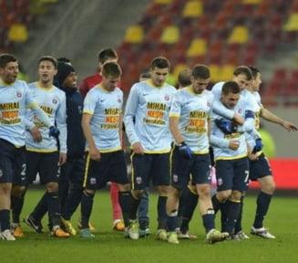 Steaua smulge o remiza la Medias (Video)