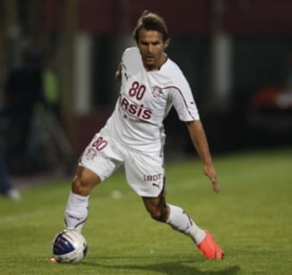 Steaua transfera un atacant argentinian
