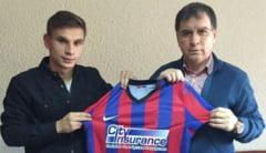 Steaua trimite doi jucatori in Liga 2