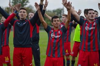 Steaua umileste Carmen in Liga 4. Peste 100 de goluri pentru baietii lui Lacatus in acest sezon!