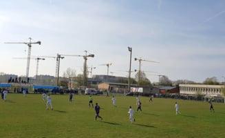 Steaua umileste Dinamo in derbiul Ligii 4