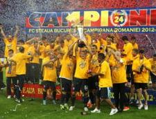 Steaua va face show pentru a sarbatori titlul 25. Ce au pregatit campionii