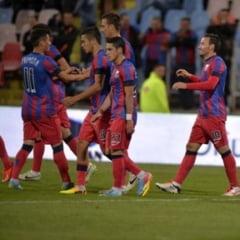 Steaua va juca un amical in Spania cu o fosta adversara din Liga