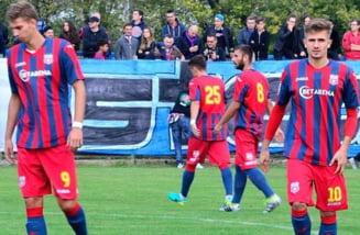 Steaua zdrobeste AFC Rapid in Ghencea: 7-0 in drumul spre promovare!