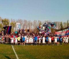Steaua zdrobeste Romprim si incheie anul pe primul loc in Liga 4