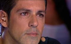 Stefan Banica, in lacrimi. A plans minute in sir