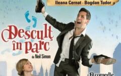 "Stefan Banica Jr. vine la Calarasi. ""Descult in parc"", o comedie exceptionala se joaca pe 29 ianuarie"