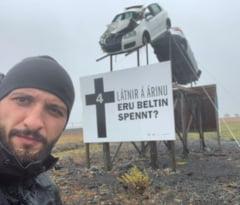 Stefan Mandachi: In Islanda au murit in accidente rutiere 4 oameni intr-un an, in Romania au murit 10 intr-o singura zi