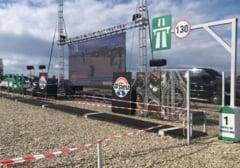 Stefan Mandachi a inaugurat primul metru de autostrada din Moldova: Avem o sansa unica sa restartam Romania acum!