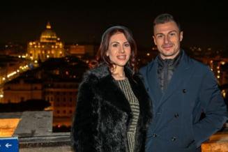 Stefan Radu, casatorit cu o femeie super bogata. Cine este Alexandra, femeia mai mare cu 8 ani decat fotbalistul intrat in istorie la Lazio