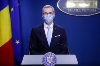 Stelian Ion, ministrul Justitiei: Nu este oportuna cresterea varstei de pensionare a magistratilor