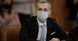 Stelian Ion si comisarul Uniunii Europene pentru justitie au discutat despre desfiintarea Sectiei speciale