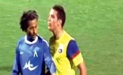 Stelistul Chipciu explica gestul golanesc din meciul cu Levski