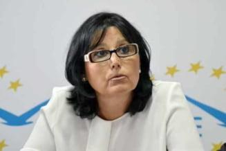 Steluta Cataniciu, varf de lance al ALDE in Comisia Iordache, a pierdut procesul deschis la CEDO impotriva Romaniei UPDATE