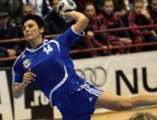 Steluta Luca renunta la echipa nationala