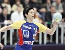 Steluta Luca s-a retras de la nationala de handbal