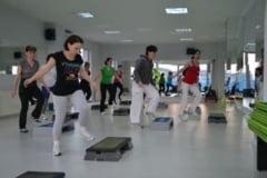 Step aerobic: coregrafie, voie buna si slabit - Interviu (Galerie foto)