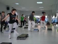 Step aerobic: coregrafie, voie buna si slabit - Interviu Ziare.com (Galerie foto)