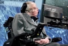 Stephen Hawking, despre un prim contact cu extraterestrii: Sa avem grija, ar putea sa nu iasa prea bine