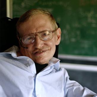 Stephen Hawking crede ca omenirea nu va supravietui mai mult de inca o mie de ani pe Pamant