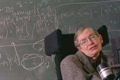 Stephen Hawking se gandeste la sinucidere
