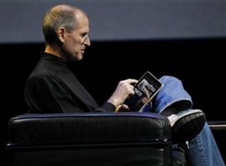 Steve Jobs, managerul model?