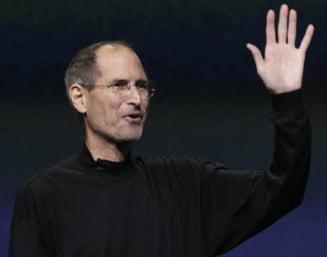 Steve Jobs a demisionat - Se rostogoleste sau nu Marul?