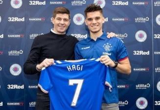 Steven Gerrard, prima declaratie despre transferul definitiv al lui Ianis Hagi
