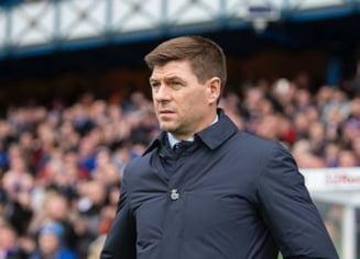Steven Gerrard a rabufnit dupa semiesecul lui Rangers: Ce le reproseaza jucatorilor sai