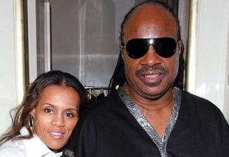 Stevie Wonder divorteaza, la 62 de ani